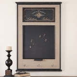Bordeaux Magnetic Chalkboard