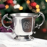 Child's Pewter Cup