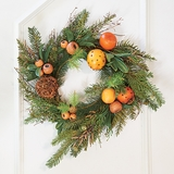 Cloved Fruit Wreath