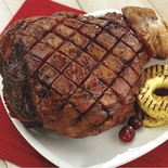 Smithfield Cooked Virginia Country Ham 9-12 lbs.