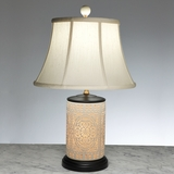 Cutwork Porcelain Lamp