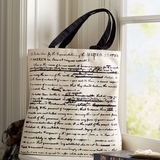 Monticello Declaration of Independence Tote
