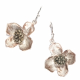 Dogwood Blossom Earrings