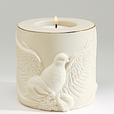Lenox Dove Tealight Candle