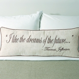 Dreams of the Future Pillow