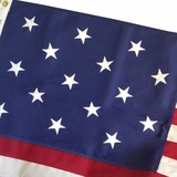 Embroidered Star Spangled Banner Flag