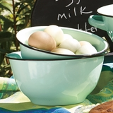 Enamelware Bowl Set