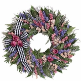 English Garden Wreath