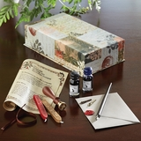 Fine Writing Pen Set with Seal