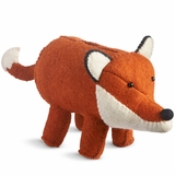 Fox Felt Animal Bank
