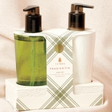 Frasier Fir Soap and Lotion Set with Caddy