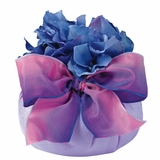 French Lavender Scented Sachet Pouf