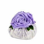 French Lavender Scented Sachet Pour with Roses