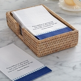 Friendship Quote Guest Towels with Holder