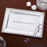 Friendship Quote Tray
