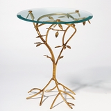 Golden Branch Table