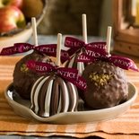 Chocolate Covered Gourmet Apples