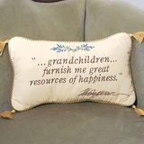 Grandchildren Pillow
