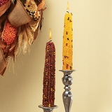 Harvest Corn Taper Candles
