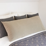 Heirloom Plain Weave Bolster Cover