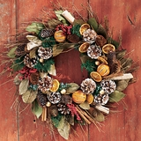 Holiday Scented Wreath