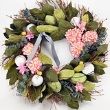 Honeysuckle Vine Scented Wreath