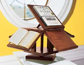 Jefferson�s Revolving Bookstand