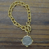 Indian Head Nickel Bracelet