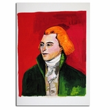 Jefferson Portrait Notecards (set of 5)
