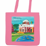 Kid's Pink Monticello Tote