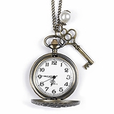 Large Pocket Watch Necklace