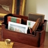 Mahogany Desk Caddy