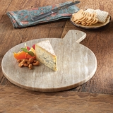 Marble Round Cheese Board