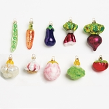 Mini Vegetable Ornaments