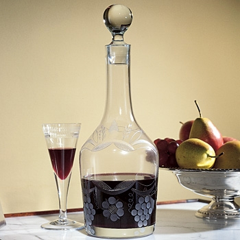 Monticello� Decanter