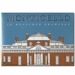 Monticello in Measured Drawings