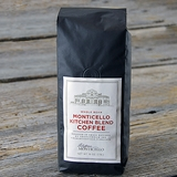 Monticello Kitchen Blend Whole Bean Coffee