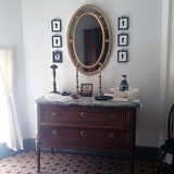 Monticello Oval Mirror