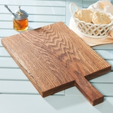 Monticello Red Oak Cheese Board