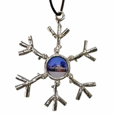 Monticello Snowflake Ornament