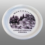 Monticello Wine Coaster
