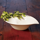 Pea Pods Serving Bowl