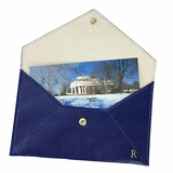 Personalized Leather Envelope