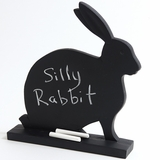 Rabbit Chalkboard