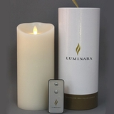 "Remote Control Flameless 9"" Candle"