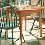 Round Cherry Table