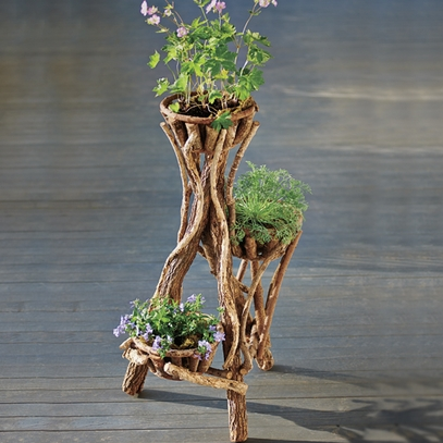Rustic Root Planter
