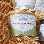 Salted Roasted Virginia Peanuts 9 oz.