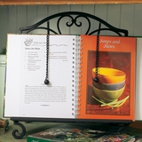 Scrolled Cookbook Stand