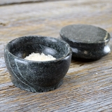 Soapstone Salt Bowl 4